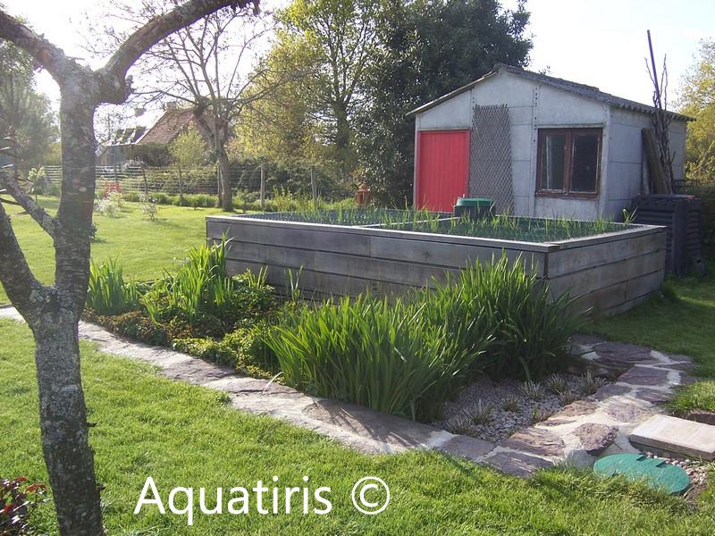 jardins d 39 assainissement aquatiris. Black Bedroom Furniture Sets. Home Design Ideas